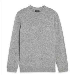 Grey Theory cashmere sweater